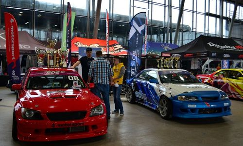 #GTOIL_CLUB на Drift EXPO