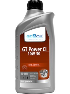 МОТОРНОЕ МАСЛО GT OIL Power CI 10W-30